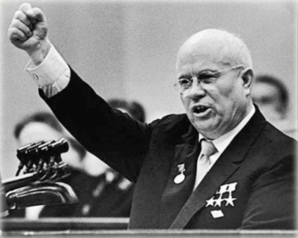 Pensioner of national importance - Nikita Khrushchev