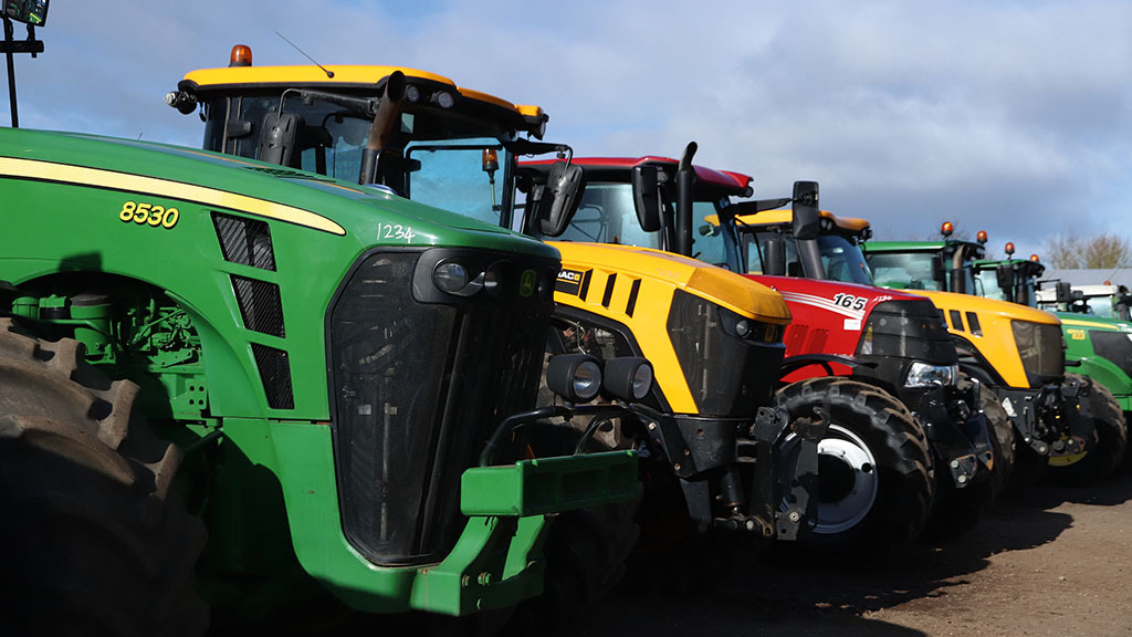 Utilization of agricultural machinery: opinion of Kazakhstan farmers was left unheard