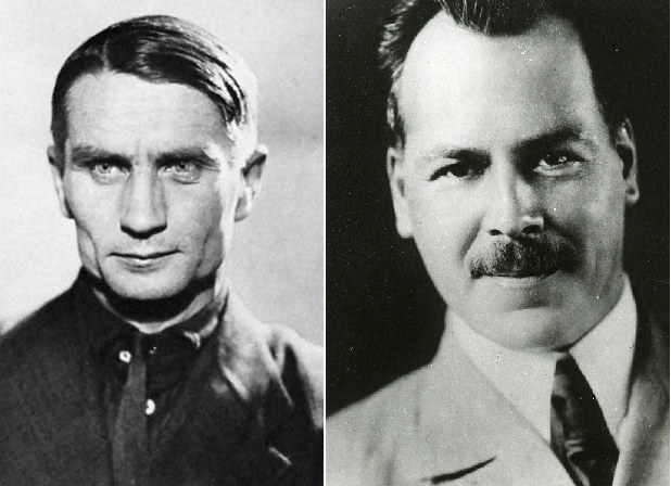 Confrontation of Vavilov and Lysenko scientists
